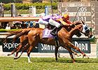 Parranda Prevails in Royal Heroine Stakes