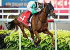 Parranda Captures Lucrative Singapore Cup