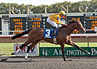 High Roll, Captain's Affair Set for Arlington