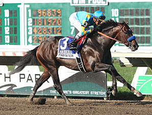 Paynter Heading to Belmont, Much Improved