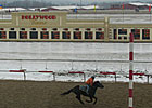PA Tracks Slowed by Weather, Track Conditions