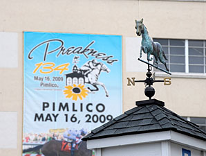 Entire Preakness TV Program Climbs 21%