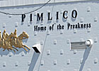 Preakness Highlights Pimlico Spring Stand