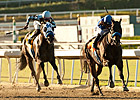 Points Offthebench Nails Santa Anita Sprint