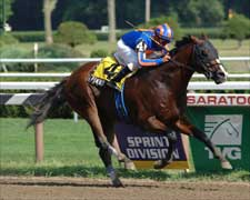 Pomeroy to Miss Breeders' Cup Sprint
