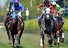 Power Alert Takes Twin Spires in Record Time