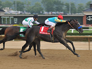 Prayer for Relief Rallies to Win WV Derby