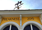 Backside Quiet on Preakness Day