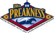 Preakness Notes, Monday, May 16