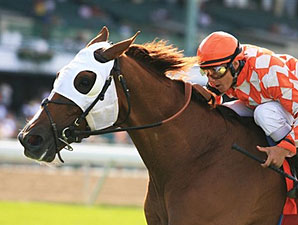 Presious Passion Fourth at Delaware