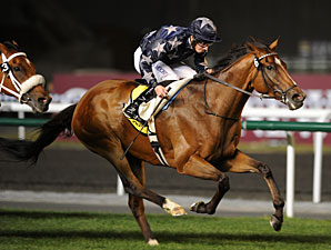 Presvis Seeks to Repeat in Dubai Duty Free