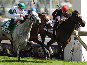 Beverly Hills: Turning Top Seeks 4th Straight