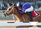 Princess of Sylmar Works Her Way Into Distaff
