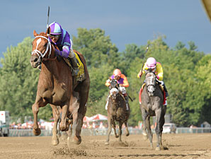Princess of Sylmar Rules in CCA Oaks