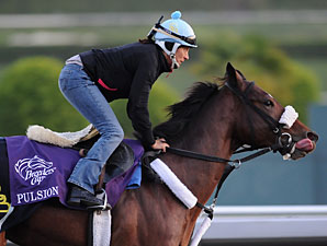 Kentucky Derby Trail: Lurking in the Shadows