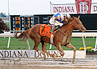 Pure Fun Returns a Winner in Indiana Oaks