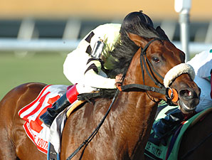Quality Road Blazes Five Furlongs for Whitney
