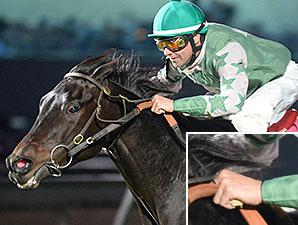 Jockey Chapa Faces Felony Race-Fixing Charges