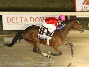 Quiet Temper Breaks Maiden in Delta Princess