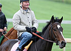 Oaks: Rachel Alexandra Readies For Final Work