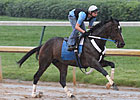 Rachel Alexandra Works; No Belmont Decision