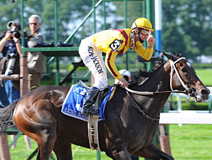 Champion 3YO Female: Rachel Alexandra