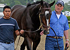 Rachel Alexandra Heavy Preakness Choice