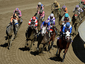 U.S. Wagering, Purses Down Slightly in March