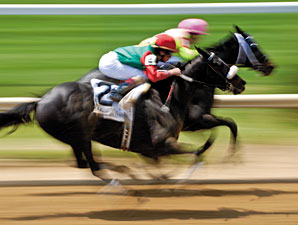 U.S. Race Wagering Increases Slightly in July