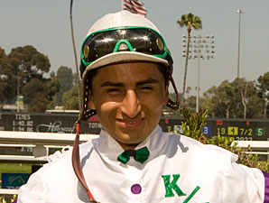 Comebacking Bejarano Works Two at Del Mar