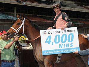 Dominguez Gets Win Number 4,000