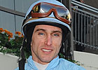 Jockey Dominguez Sidelined for Three Weeks