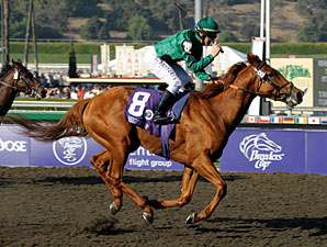 Raven's Pass to Greet First U.S. Mares