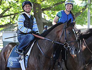 Real Solution at Belmont June 1.