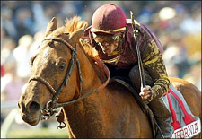 Red Warrior's Ambush Takes Millions Sprint