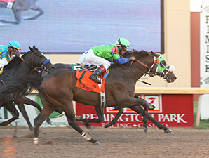 Gritty Redeemed Lassoes Oklahoma Derby