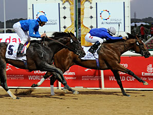 Regal Ransom Pulls UAE Derby Upset