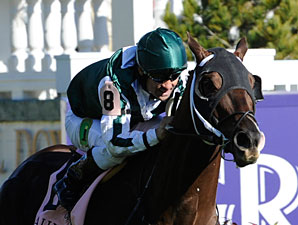 Regally Ready Starts Season in Daytona Stakes
