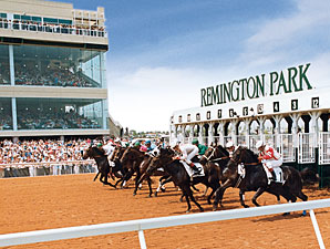 Oklahoma-Bred Supplements Up 10% at Remington