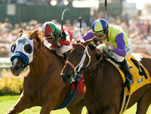 Rendezvous Connects With Del Mar Derby Zinger