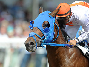 Reprized Halo Wins OBS Championship Stakes