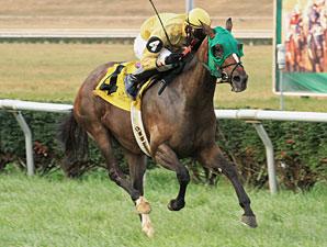 Revelstoke wins The Firecracker Stakes.