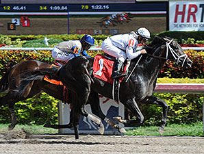 Revolutionary Returns a Winner at Gulfstream