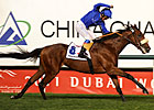 Rewilding Storms Home in Dubai Sheema Classic