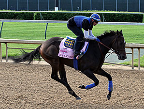 Two Fillies Among 37 Ohio Derby Nominees