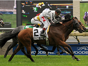 Riding the River Earns King Edward Upset