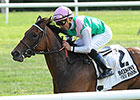Riposte Quickens to New York Stakes Score