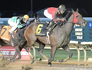 River Bear wins the 2012 Prairie Express.