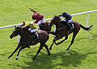 Rizeena Upstages Top Pair in Moyglare Stakes