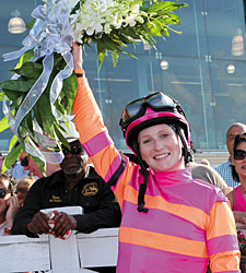 Pimlico Female Jockey Challenge May 20